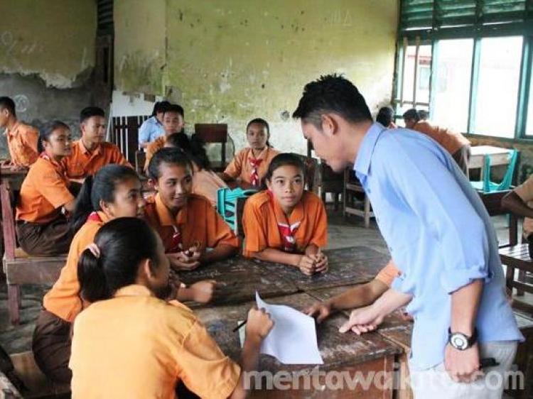 Praktek Lapangan GS Untuk K13 Memuaskan