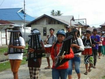 Pembukaan O2SN Mentawai akan Dimeriahkan Karnaval Budaya