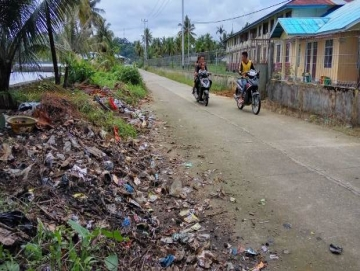 Camat Sikakap Tolak Rencana TPA Sampah di Mapinang