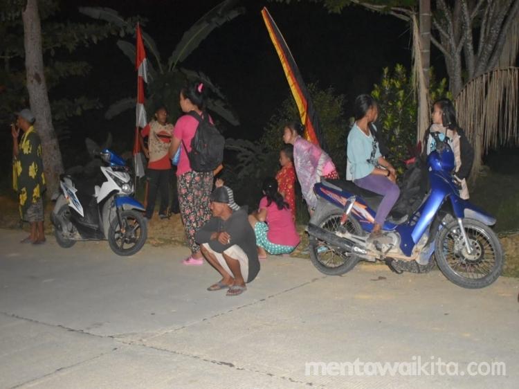 Gempa 47 SR Guncang Pulau Sipora Sejumlah Warga Sempat Mengungsi