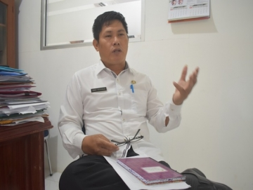 Pemberkasan CPNS Mentawai Tinggal Seminggu Baru 148 yang Serahkan Dokumen