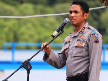 Asyik Isap Ganja Polisi Ciduk Tukang Bengkel di Tuapeijat
