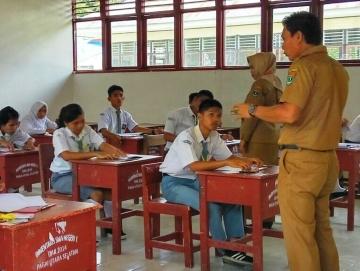 SMAN 1 PUS Daftarkan 184 Siswa Ikuti Bidikmisi