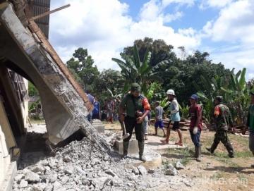 Ini Data Kerusakan Akibat Gempa di Mentawai