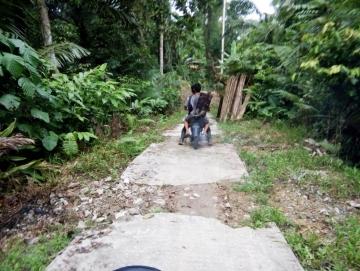 Tarif Ojek di Siberut Barat Selangit