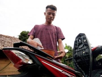 BBM Satu Harga Jauh dari Impian di Siberut Barat