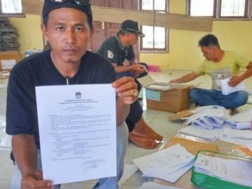 KPU Mentawai  Tetapkan Tiga Caleg Tidak Boleh Ikut Pemilu