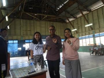 Prabowo-Sandi Unggul di Tempat Bupati Mentawai Memilih