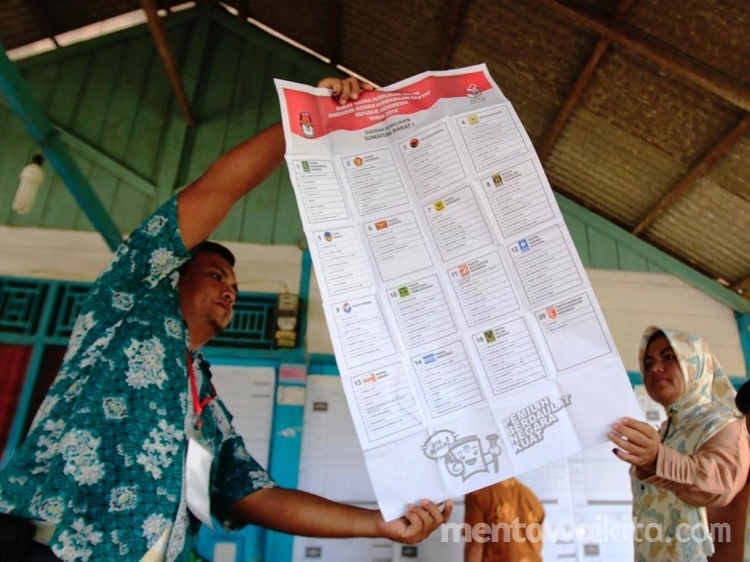 Andre Satoko Klaim Sementara Peroleh 5374 Suara dari 157 TPS di Mentawai