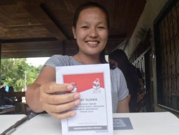Keluhan Warga Soal Pemilu 2019 Surat Suara dan Sulit Kenali Caleg