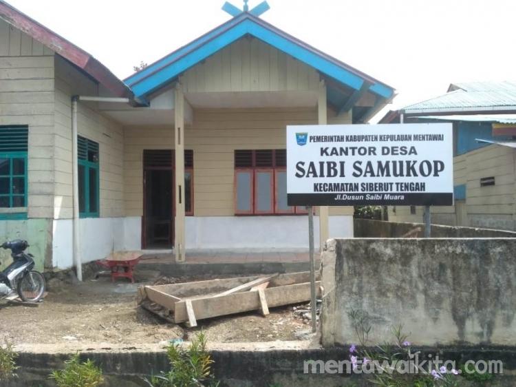 Program ADD Tahun Ini di Saibi Samukop Masih Prioritaskan Infrastruktur Desa