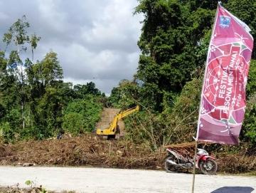 Festival Pesona Mentawai BPBD Siapkan Jalur Evakuasi Tsunami