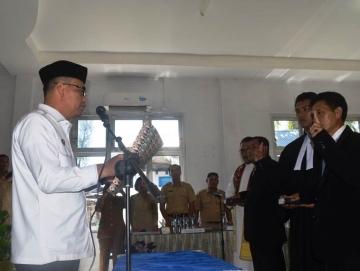 Bupati Mentawai Ingatkan BPD Jangan Bertengkar dengan Kepala Desa