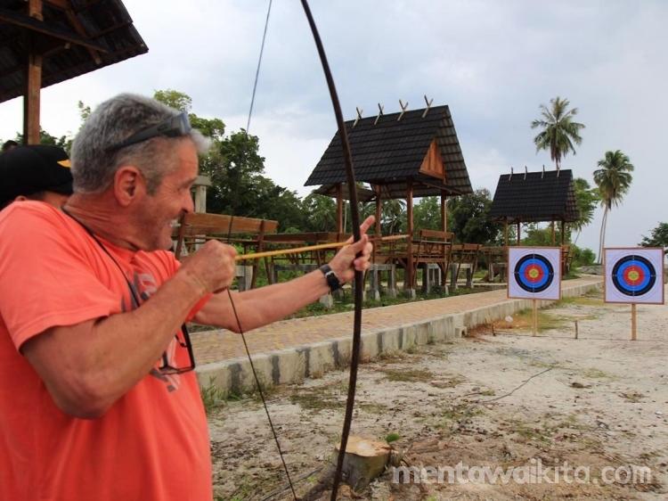 Wisatawan Mancanegara Kagumi Keindahan Mentawai