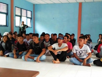 Sekolah Baru Mentawai Kekurangan Siswa