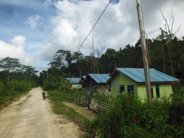 Tanah di Lokasi HPH Rumah Huntap di Mentawai Belum Bisa Urus Sertifikat PTSL