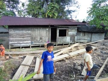 20 Rumah Warga di Mentawai Dapat Dana Bedah Rumah