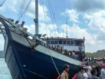 Layanan Kapal Minim ke Siberut Barat Harga Barang Jadi Mahal