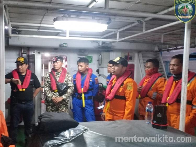 Boat Puskesmas  Saumanganya  Dilaporkan Hilang Kontak