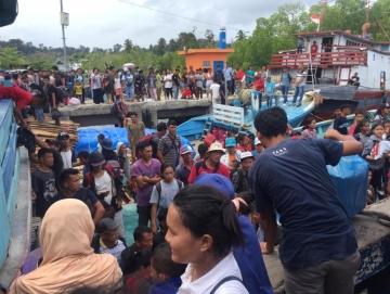 Layanan Kapal Cepat Antar Pulau Disepakati Kerjasama Swasta