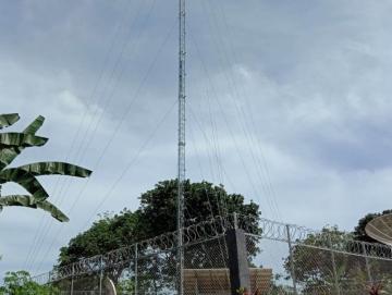 Sinyal Hilang Timbul Warga Bakat Monga Sikakap Hibahkan Tempat Tower