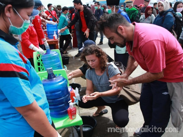 Sembilan Orang Dalam Pemantauan Covid-19 di Mentawai