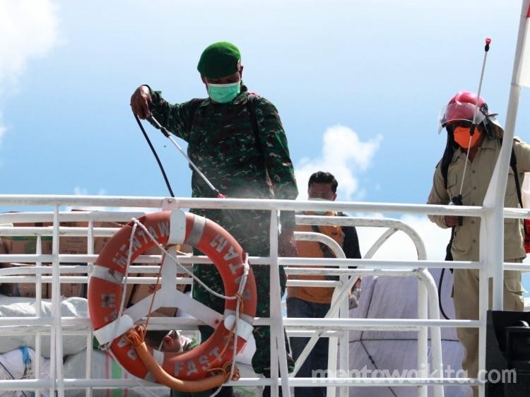 Update terbaru ODP Covid19 di Mentawai Bertambah Jadi 12 Orang