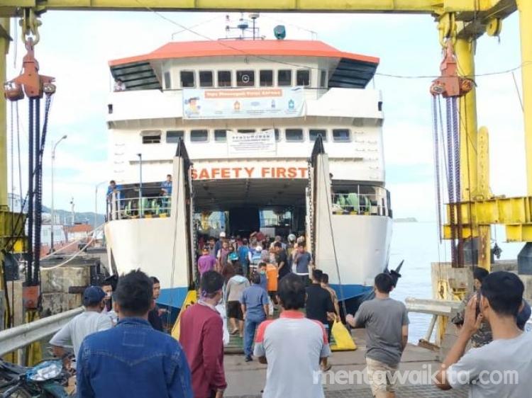 191 ASN dan Tenaga Kontrak Diperintahkan Kembali ke Mentawai