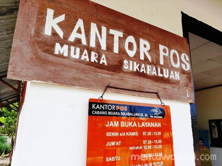 Pt Pos Padang Akan Realisasikan Bst Kemensos Dan Pemprov Sumbar Di Siberut Utara Dan Siberut Barat
