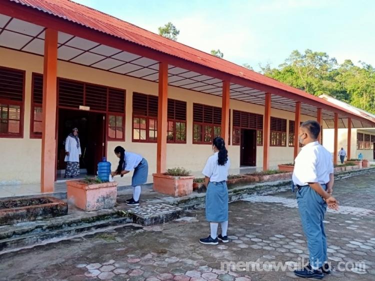 SMAN 1 Siberut Selatan Akan Membentuk Tim Gugus di Sekolah