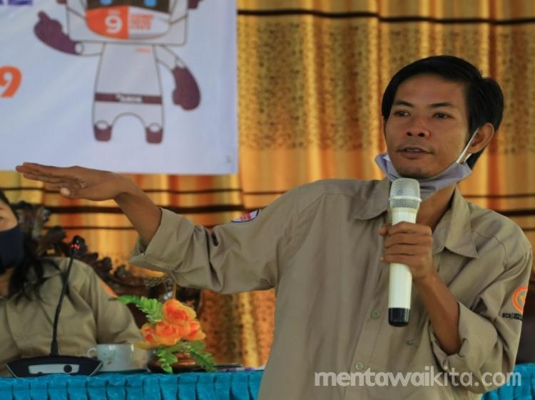 Jumlah Pemilih Sementara Mentawai pada Pilgub Sumbar 2020 Sebanyak 59444