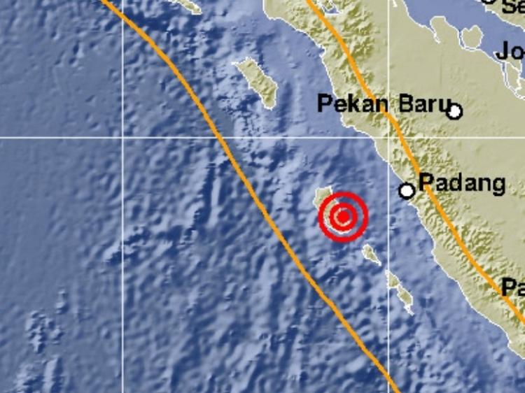 Tiga Gempa Mengguncang Siberut Warga Sempat Panik