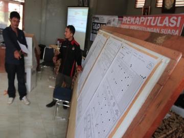 Partisipasi Pemilih Pilgub Sumbar di Sipora Utara Turun