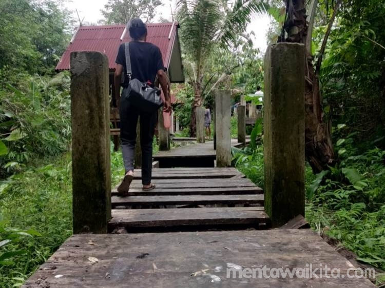 Pokdarwis Madobag Belum Beroperasi Untuk Kebersihan Air Terjun Kulukubuk