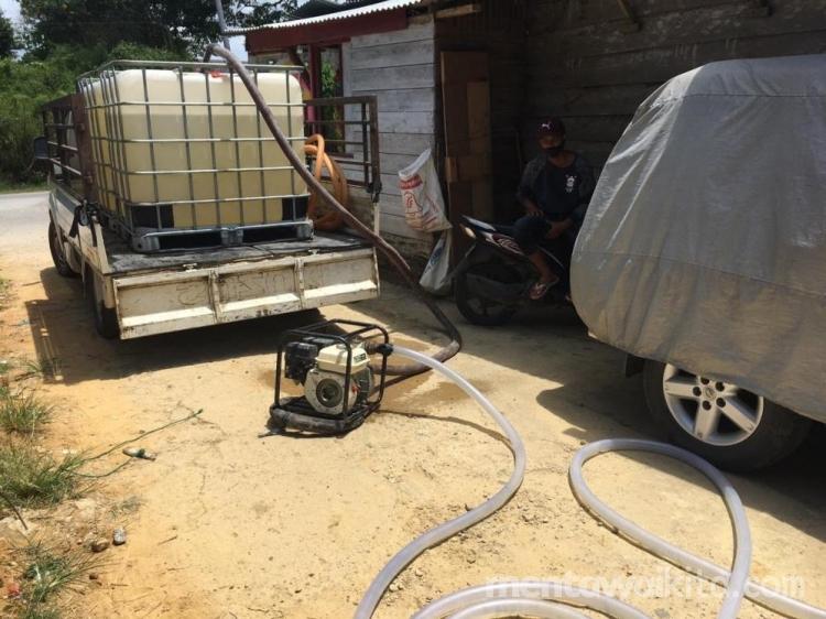 Warga Tuapeijat Mulai Kesulitan Air PDAM Tak Kunjung Rampung