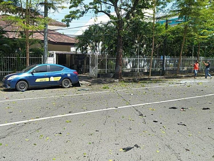 Bom Bunuh Diri di Gereja Katedral Empat Mahasiswa Mentawai Kuliah di Makassar Aman