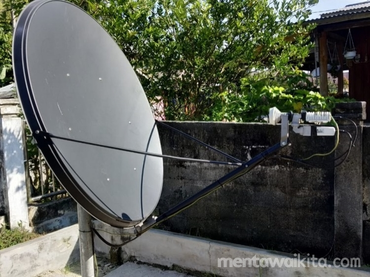 Jaringan Internet Bantuan Kominfo Rusak di Puro dan Maileppet