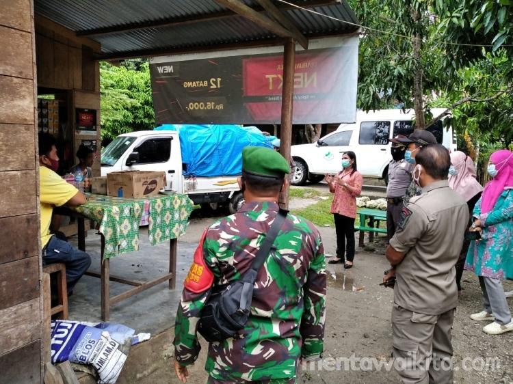 Pedagang Pecah Belah Terkonfirmasi Positif Covid19 Setelah Keliling Kampung
