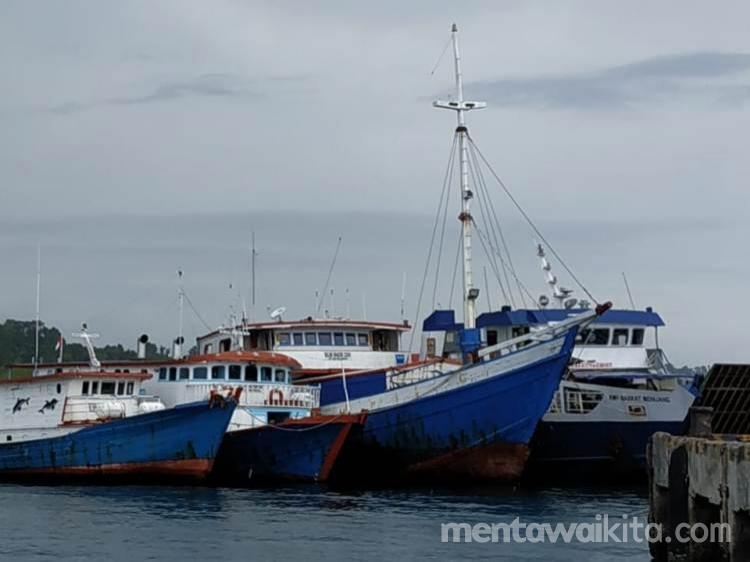 Merawat Kapal Antar Pulau Dengan Anggaran Terbatas