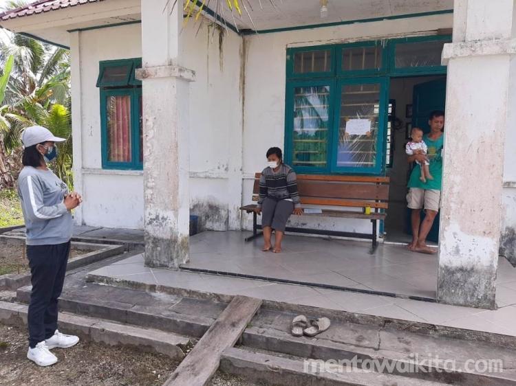 Dua Nakes di Pustu Pokai Terpapar Covid19 Pelayanan Dialihkan