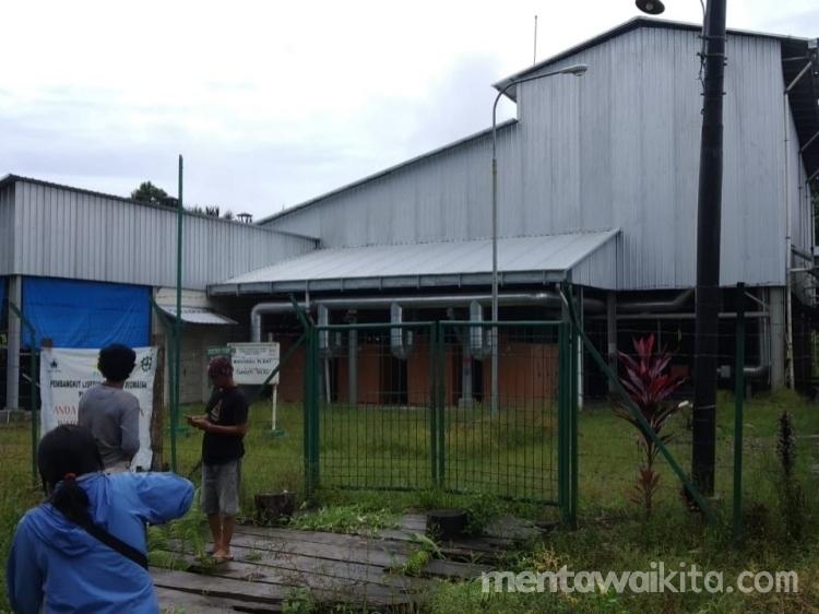 PLTBM Tiga Desa di Siberut Padam