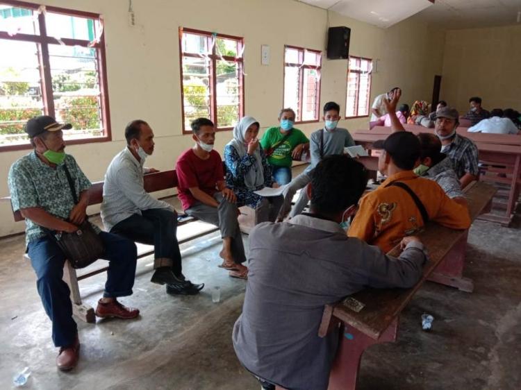 Balai Bahasa Sumbar Lokakarya 3265 Kosa Kata Bahasa Mentawai