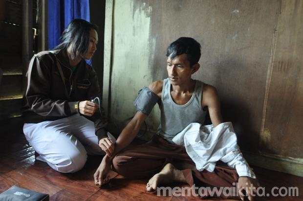 Pengendalian Tuberkolosis di RSUD Mentawai