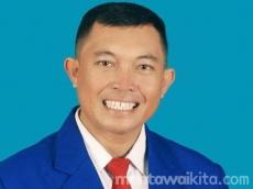 Ketua DPD PAN Mentawai Pelantikan PAW Tinggal Niat DPRD Saja