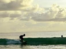 Melepas Penat di Pantai Mapaddegat