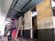 Komite SMAN 1 Siberut Utara Bangun Toilet untuk Siswa