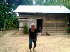Sadar Ancaman Tsunami Warga Saibi Mulai Pindah ke Bukit