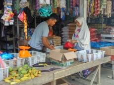 Kapal dari Padang Tak Datang Harga Cabai Melonjak Tajam
