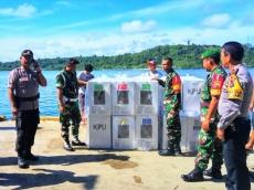 Tantangan Distribusi Logistik Pemilu di Pagai Selatan Mentawai