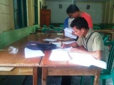 Banyak Salah Isi KPPS Siberut Tengah Masih Perbaiki C1